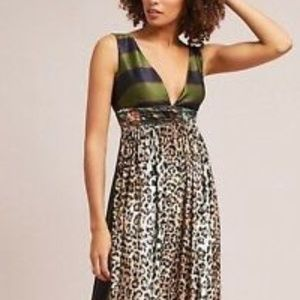 Anthropologie Mariagrazia Panizzi Dress USA Size 4
